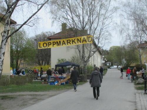 2015 04 25 Loppmarknad