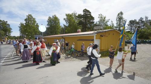 190621 Midsommar brygginvigning 06