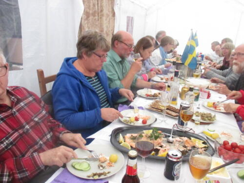 2015 06 19 Midsommarfirande i Viksjö