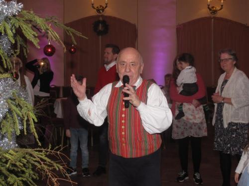 2018 01 20 Lekledning hos Odd Fellow Sten Sture